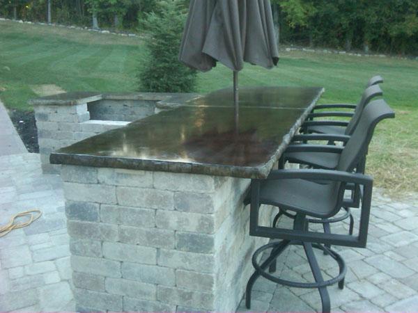 g m concrete concrete countertops