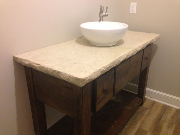 ... Sink Farm House Bathroom Countertop Farm House Bathroom Countertop