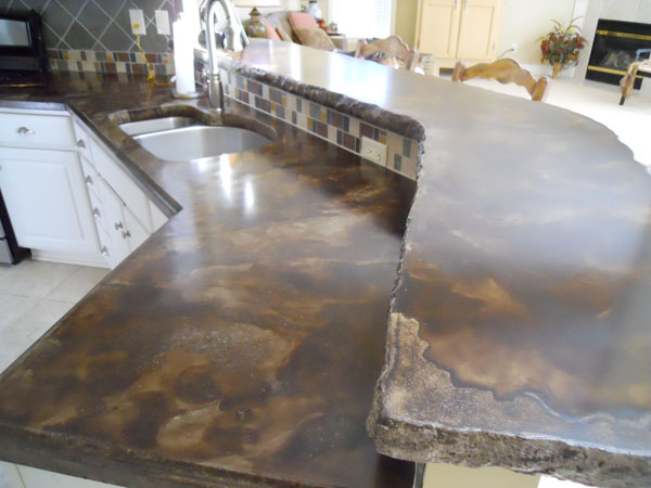 G Amp M Concrete Staining Amp Antiquing