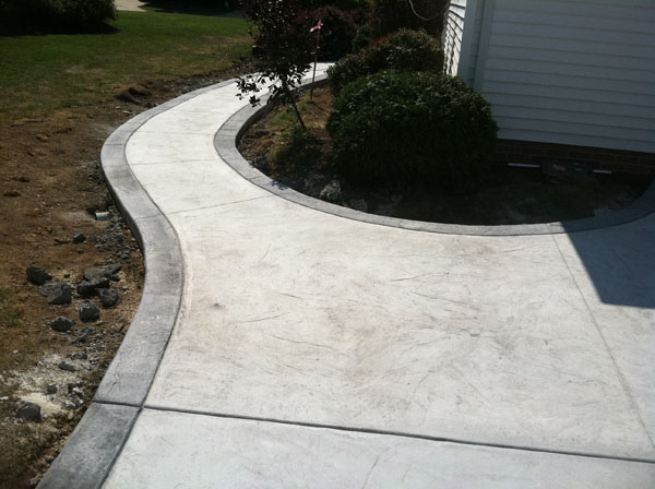 G&M Concrete   Stamped & Decorative