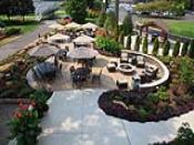 Stamped Concrete Patio for Entertaining
